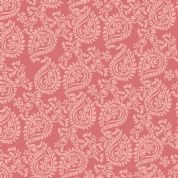 Inprint Indian Spice Market - 4511 - Pink Paisley - 2018 P40 - Cotton Fabric
